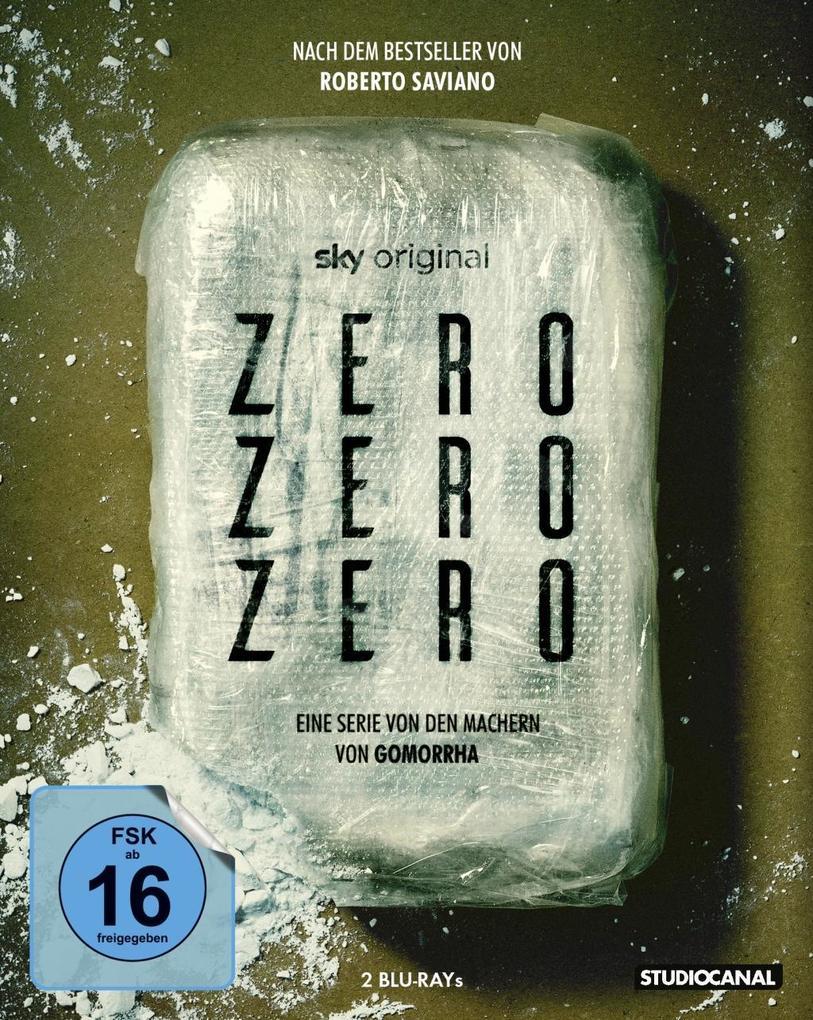 ZeroZeroZero - Die komplette Serie als Blu-ray