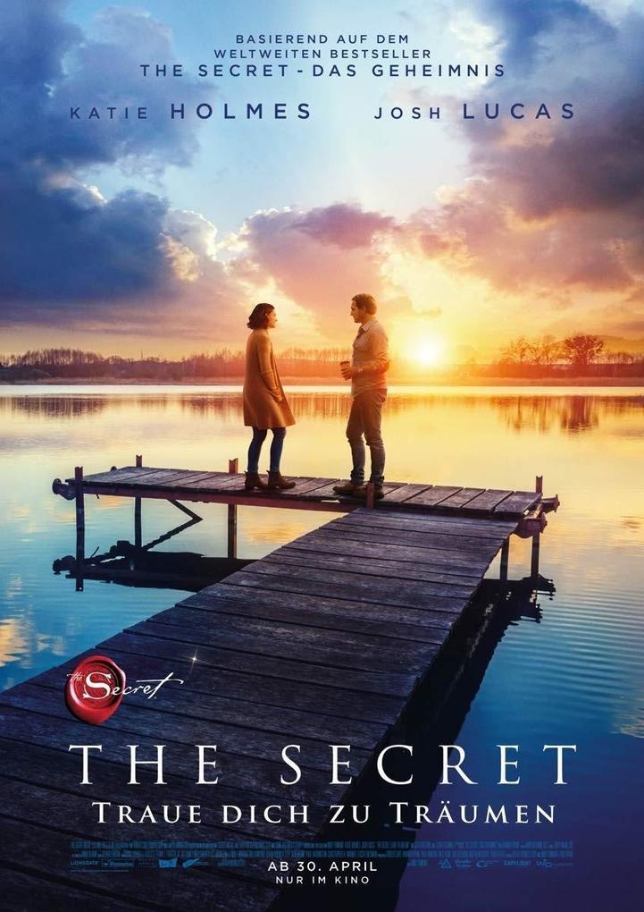 THE SECRET - DAS GEHEIMNIS: Traue dich zu träumen als DVD