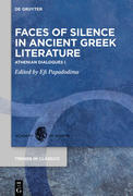 Faces of Silence in Ancient Greek Literature