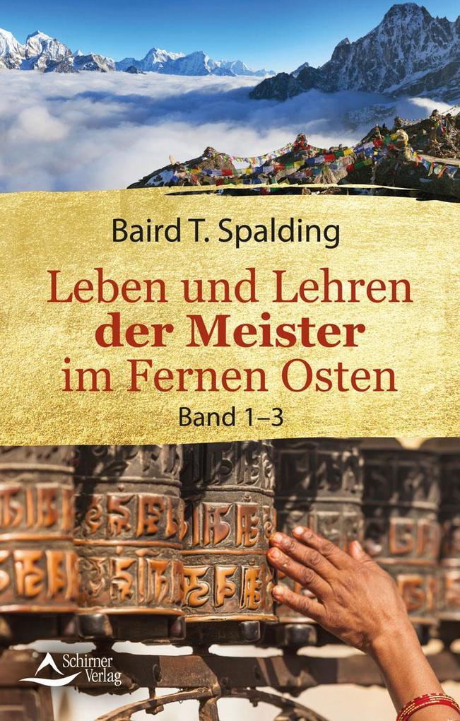 Leben und Lehren der Meister im Fernen Osten als Buch (kartoniert)
