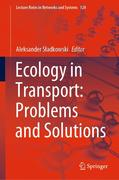 Ecology in Transport: Problems and Solutions