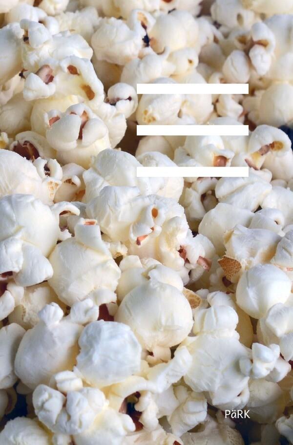 PäRK Schulheft Popcorn liniert 100 Blatt als Buch (kartoniert)