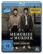 Memories of Murder. Blu-ray