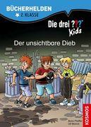 Die drei ??? Kids, Bücherhelden 2. Klasse, Der unsichtbare Dieb