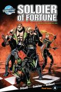 Soldier Of Fortune: STEALTH #4
