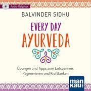 Every Day Ayurveda (Audio-CD)