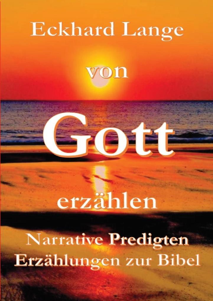 Von Gott erzählen als eBook epub