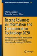 Recent Advances in Information and Communication Technology 2020