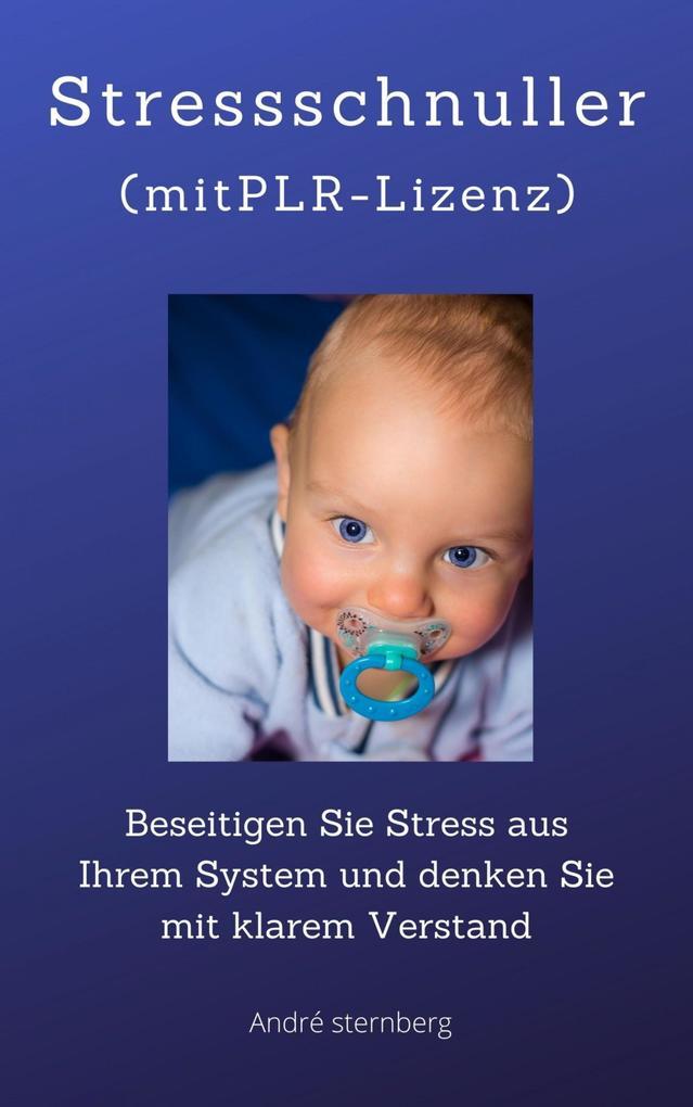 Stressschnuller als eBook epub