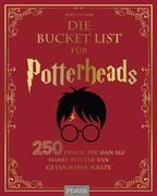 Die Bucket List für Potterheads