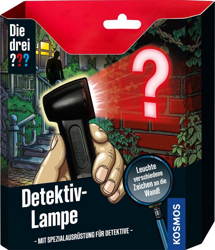 Die drei ??? Detektiv-Lampe als Spielware