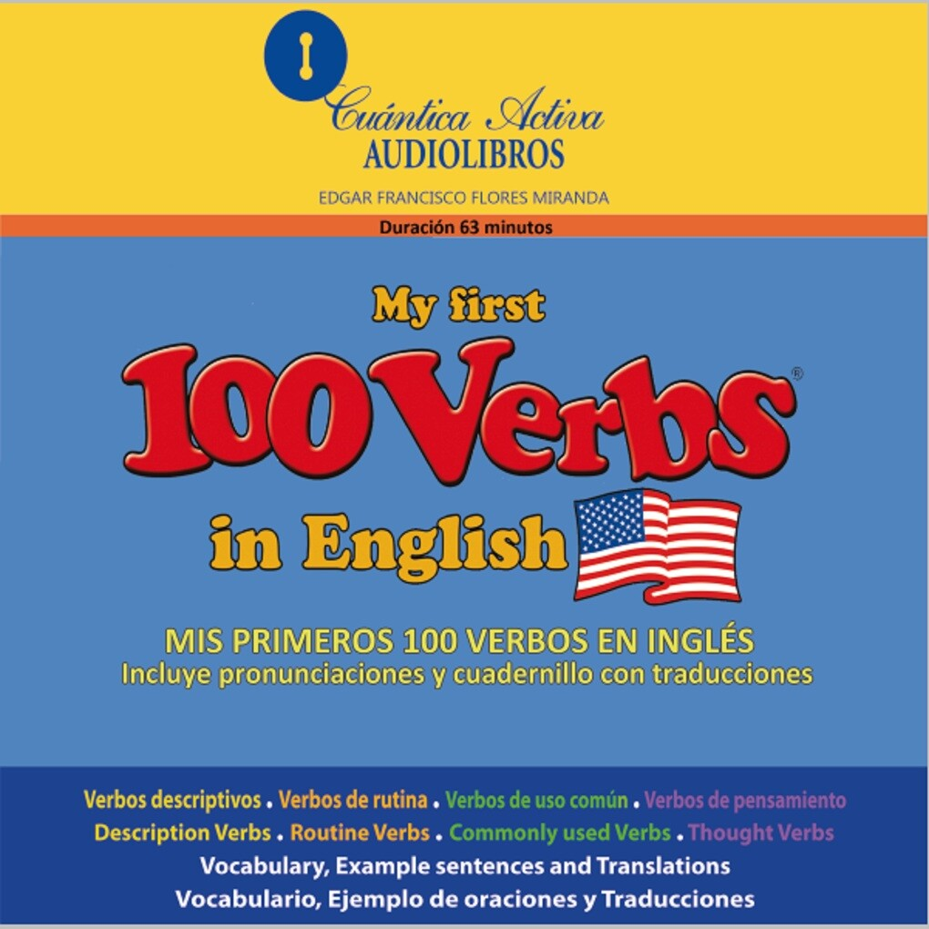 Mis primeros 100 verbos en inglés als Hörbuch Download