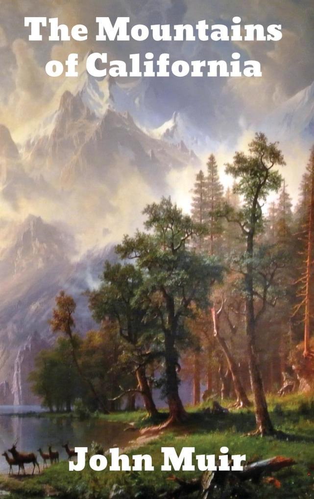 The Mountains of California als Buch (gebunden)
