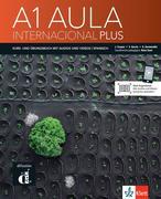 Aula Internacional Plus 1 (A1).Kurs- und Übungsbuch + Audios und Videos online