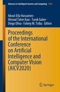 Proceedings of the International Conference on Artificial Intelligence and Computer Vision (AICV2020)