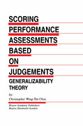 Scoring Performance Assessments Based on Judgements