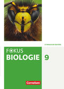 Fokus Biologie 9. Jahrgangsstufe - Gymnasium Bayern - Schülerbuch