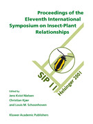 Proceedings of the 11th International Symposium on Insect-Plant Relationships