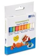 Corvus A730025 - Schwimmknete Nautic Edition, mit Knetideen, 10 Farb-Knete