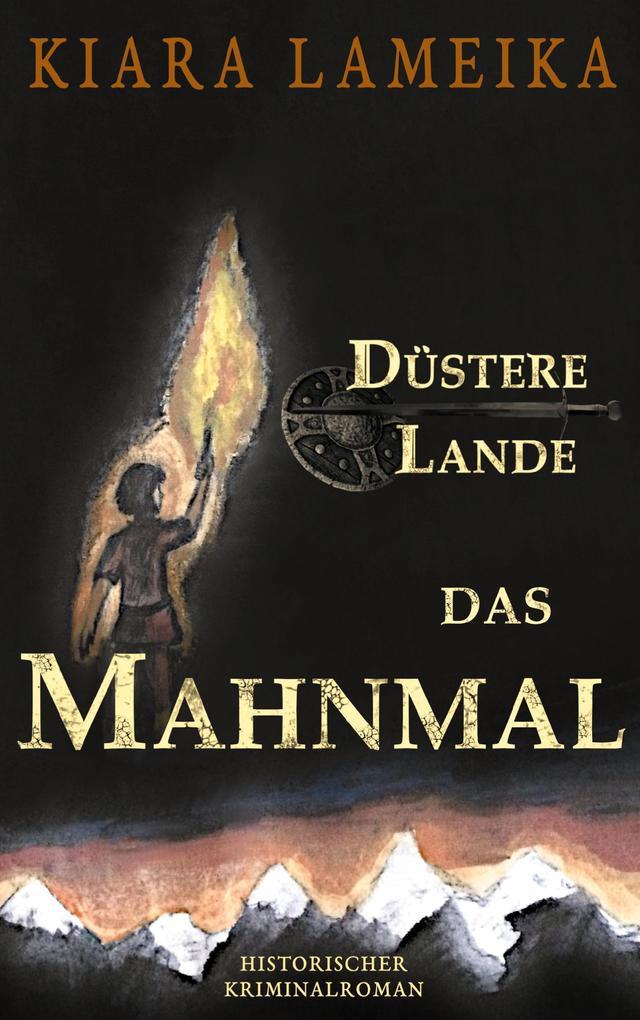 Düstere Lande: Das Mahnmal als Buch (kartoniert)