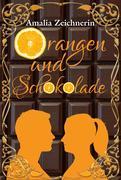 Orangen und Schokolade