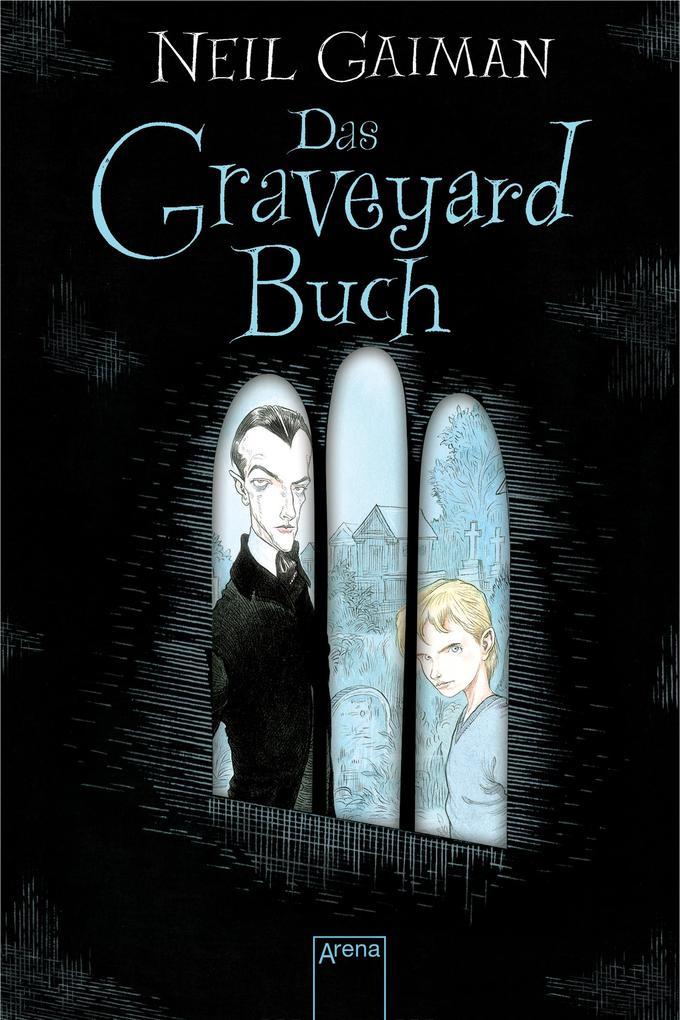Das Graveyard Buch als Taschenbuch