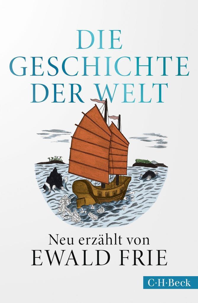 Die Geschichte der Welt als Buch (kartoniert)