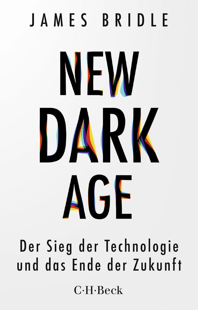 New Dark Age als Buch (kartoniert)