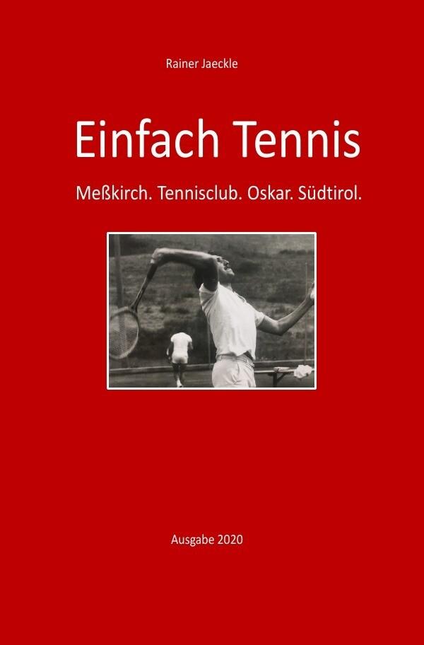 Einfach nur Tennis als Buch (kartoniert)
