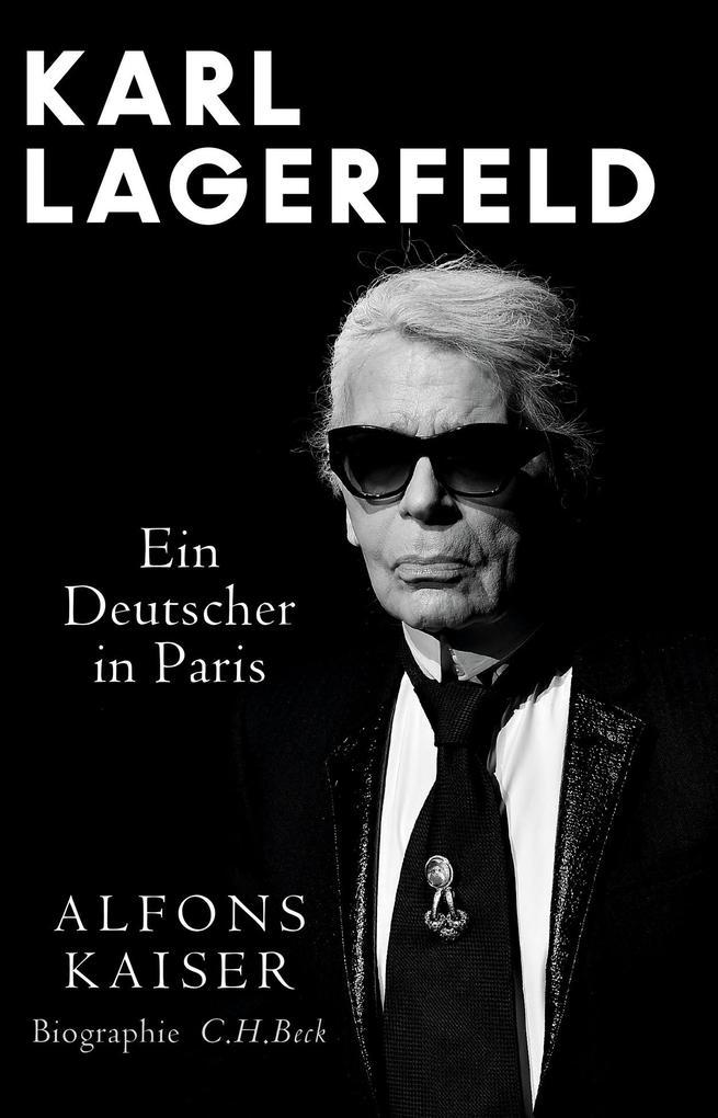 Karl Lagerfeld als Buch (gebunden)