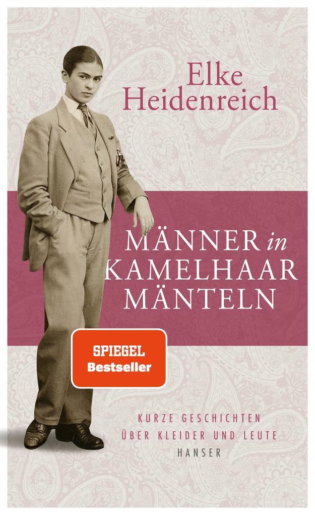 Männer in Kamelhaarmänteln als Buch (gebunden)