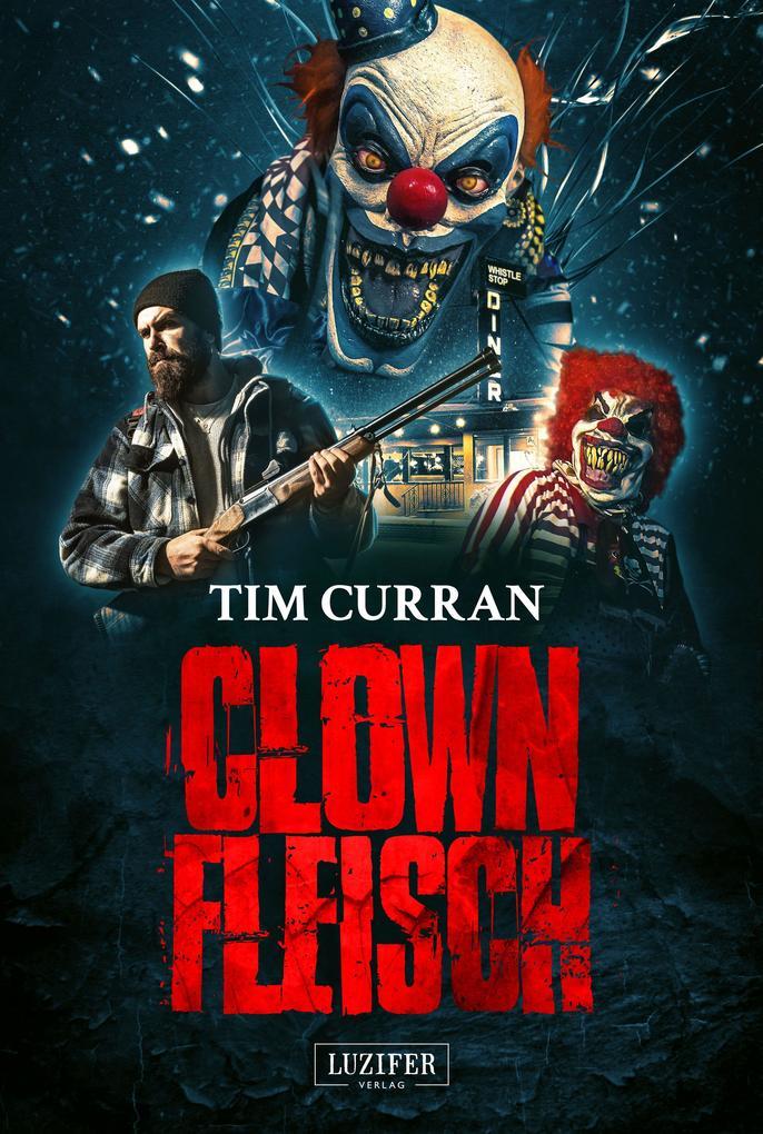 Clownfleisch als Buch (kartoniert)