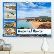 Wandern auf Menorca (Premium, hochwertiger DIN A2 Wandkalender 2021, Kunstdruck in Hochglanz)