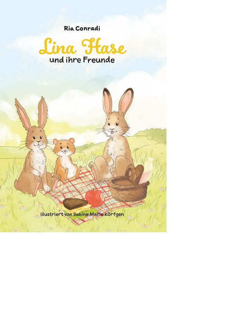 Lina Hase und ihre Freunde als eBook epub