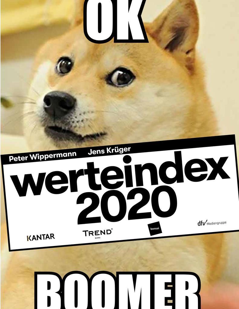 Werte-Index 2020 als eBook epub