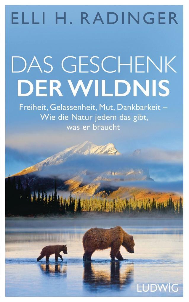Das Geschenk der Wildnis als Buch (gebunden)