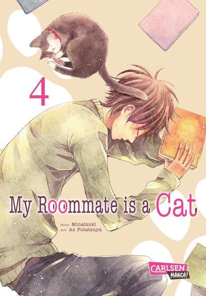 My Roommate is a Cat 4 als Taschenbuch