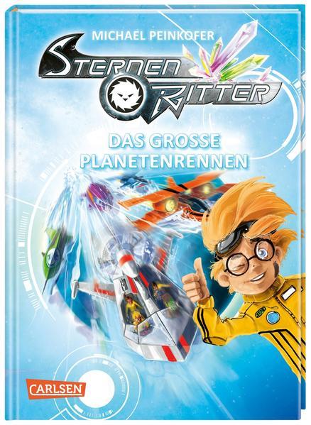 Sternenritter 15: Das große Planetenrennen als Buch (gebunden)