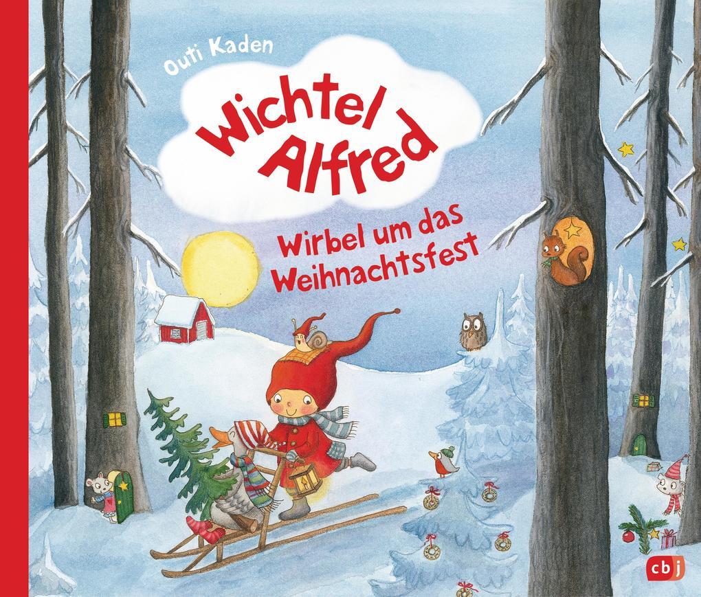 Wichtel Alfred - Wirbel um das Weihnachtsfest als Mängelexemplar