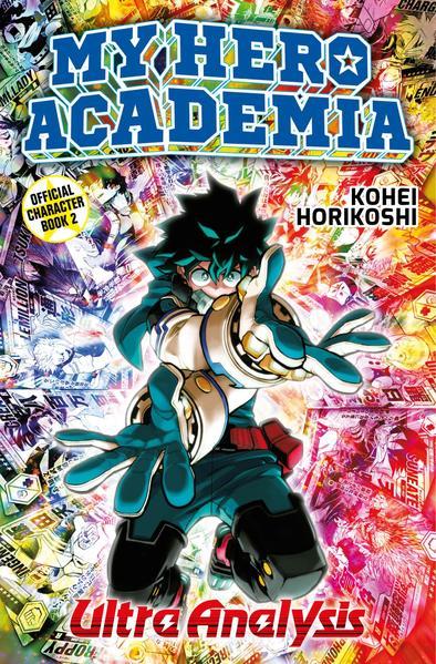My Hero Academia - Ultra Analysis als Taschenbuch