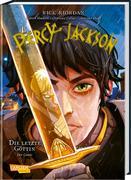 Percy Jackson (Comic) 5: Die letzte Göttin