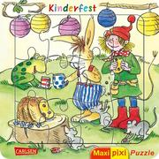 Maxi-Pixi-Puzzle: Kinderfest (Kinderpuzzle)