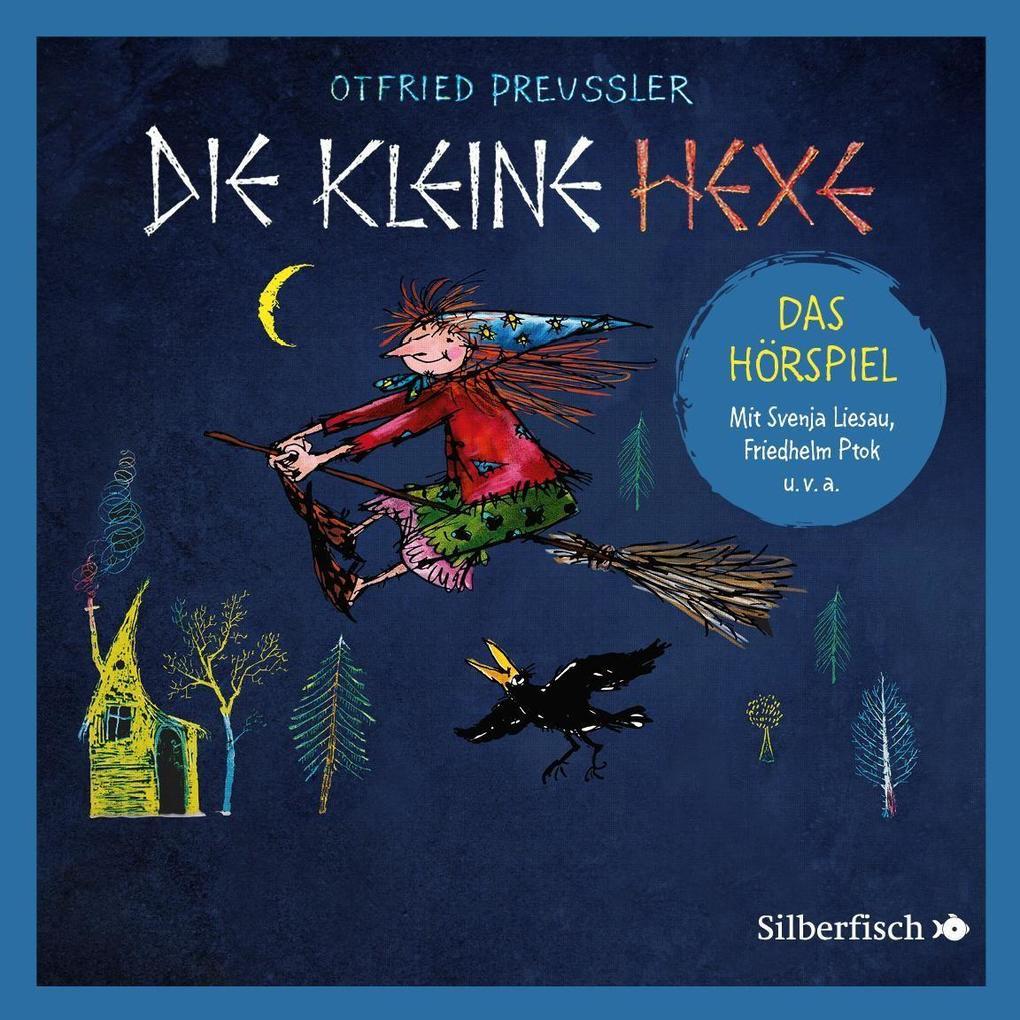 Die kleine Hexe - Das Hörspiel als Hörbuch CD