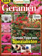 GartenTipps Extra - Prächtige Geranien