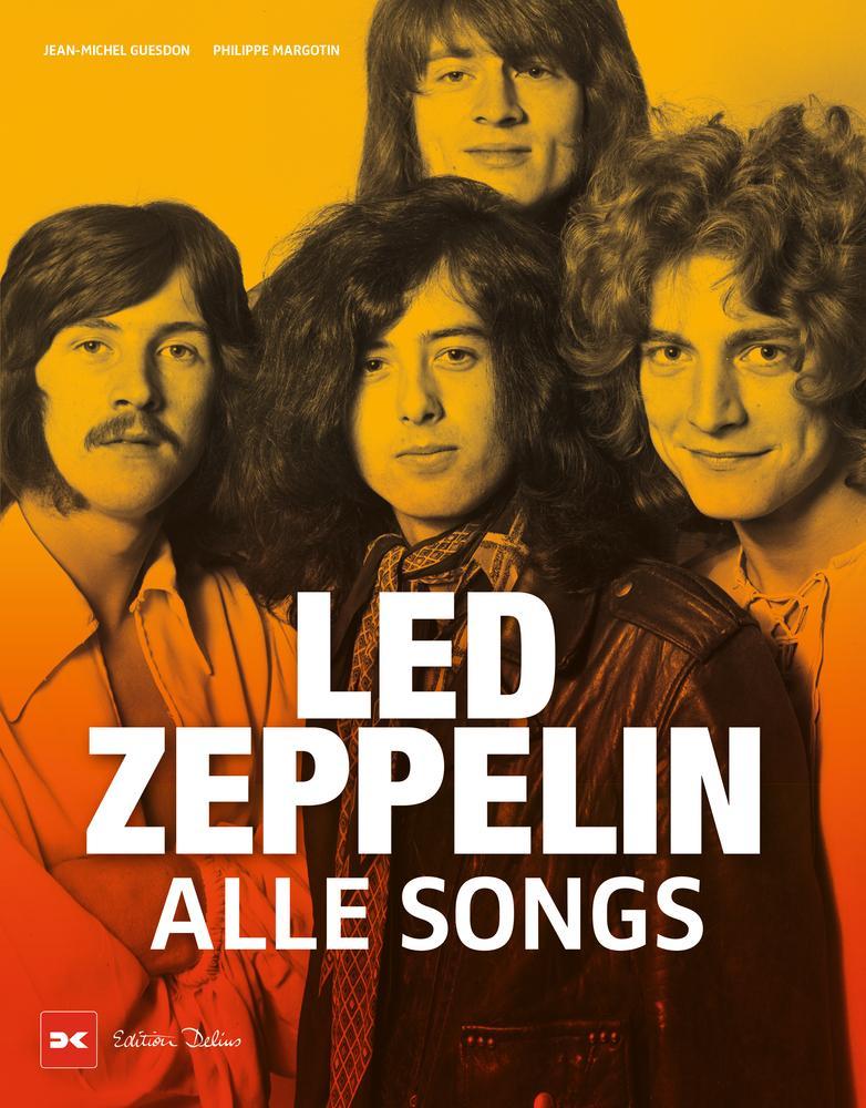 Led Zeppelin - Alle Songs als Buch (gebunden)