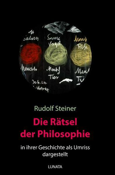 Die Rätsel der Philosophie in ihrer Geschichte als Umriss dargestellt als Buch (kartoniert)