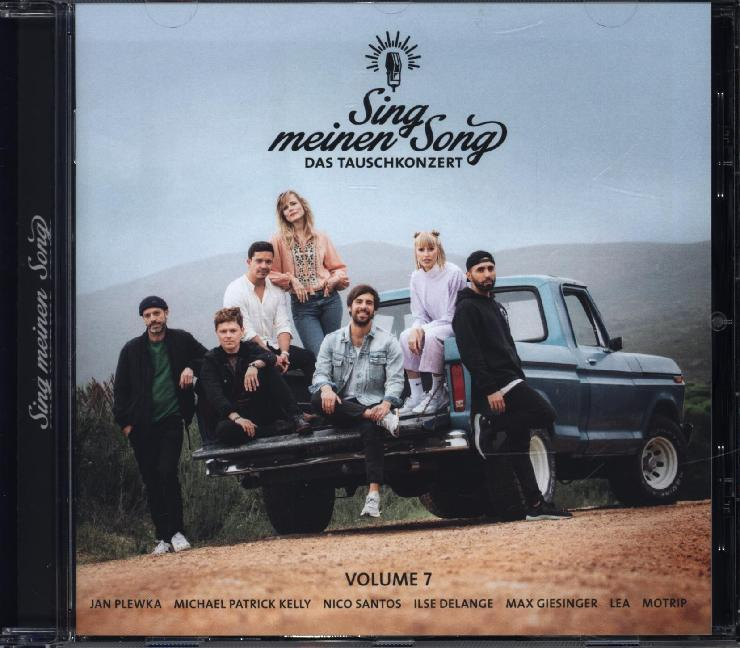 Sing Meinen Song-Das Tauschkonzert Vol.7 als CD