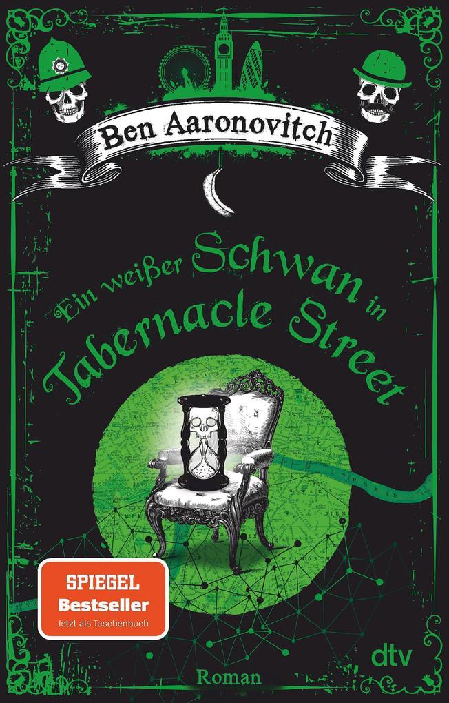 Ein weißer Schwan in Tabernacle Street als eBook epub