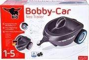 BIG - Bobby-Car Neo Trailer Anthrazit