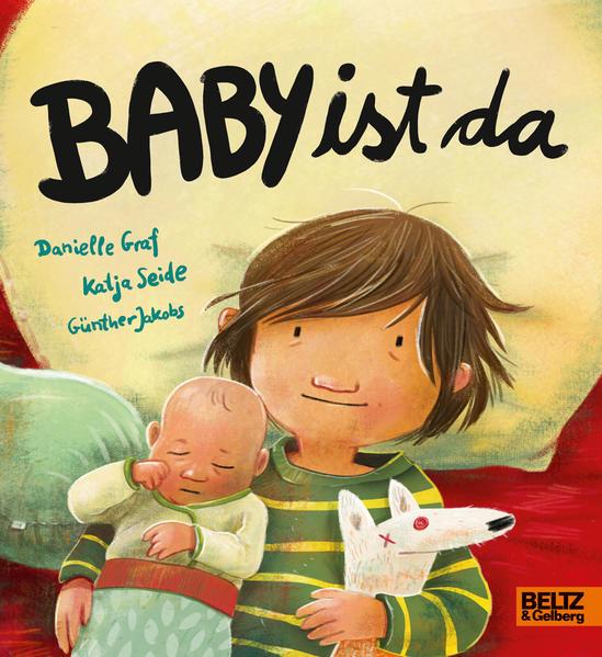 Baby ist da als Buch (kartoniert)